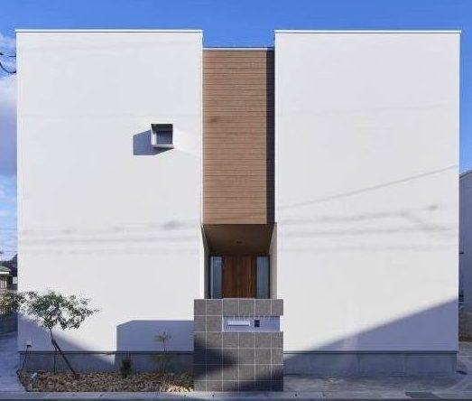 C-CUBE  BOXの家